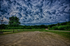 Distant Storm (kendoman26) Tags: hss happyslidersunday storm stormclouds sky nikon nikond3300 nikhdrefexpro2 hdr tokinaatx1228prodx tokina tokina1228