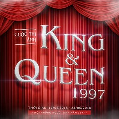 King and Queen Avt (nam fullbuster) Tags: king queen 1997 lê nam trọng design fullbuster curtain red diamond 3d smoke banner avatar event