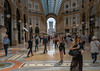 Galleria Vittorio Emanuele II (Rourkeor) Tags: milano italy it eu street people shops prada versace martini dome shoppers expensive sony sonyrx1r rx1r carlzeiss zeiss sonnar t 35mm