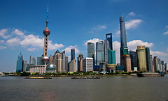 Shanghai - Pudong (LeNord59) Tags: building tower architecture pudong