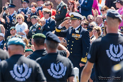 Veteranendag 2018 (Hans van Bockel) Tags: 2018 defilé denhaag eerbetoon herdenken isaf kneuterdijk koning malieveld optocht veteranen veteranendag willem alexander tamron 70300mm nikon d7200 nef raw dng explore dutch king royal veterans
