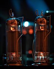 electric Z (johnsinclair8888) Tags: tubes amplifier guitar macro color johndavis nikon d750 105mm art glow electric insideelectronics macromondays doctorz sliderssunday orange bokeh