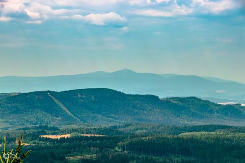 Widoki z Góry Borowej-3
