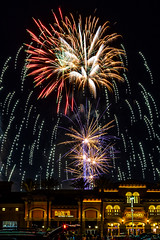 4th of July Fireworks Celebration (James Marvin Phelps) Tags: henderson hendersonnevada nevada greenvalley resort greenvalleyranch july4th summer fireworks fireworksdisplay photography jamesmarvinphelps jamesmarvinphelpsphotography