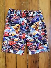 Cars shorts (quinn.anya) Tags: cars shorts sewing