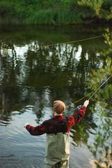 DSC_0154 (Emmadahl85) Tags: funäsfjällen bruksvallarna fiske ljusnan