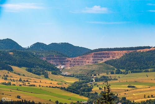 Widoki z Góry Borowej-1