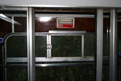 Mk2 BSO S9392 Int (54) (Transrail) Tags: mk2 coach carriage interior passenger train railway britishrail seat window carpet guardcompartment brakestandardopen bso