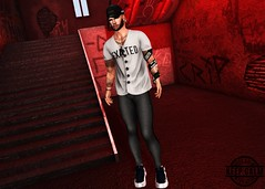 Redemption (Brendo Schneuta) Tags: beusame beard cap tmd exalted baseball fatpack signature signatureevent themenjail pants estorm ks poses pose usa equal10 backdrop badunicorn game avatar sl secondlife secondlifeblog second blog blogger bloggersl event events male men mens new releases style fashion moda sport keepcalm brendo photoshop flickr shirts shoes sneakers