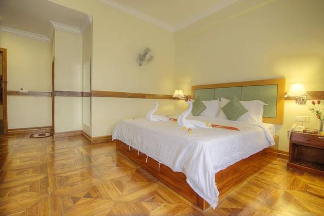 ケマラ バタンバン 1 ホテル