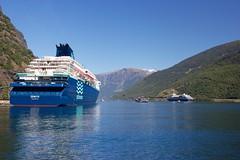 Norway (Bob Bain1) Tags: aurland aurlandsfjord norway fjord ship ssbalmoral sszenith travel