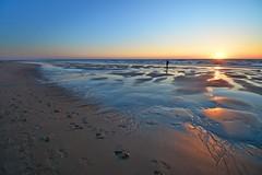 Dream a little dream... (Tobi_2008) Tags: strand beach meer sea ozean ocean nordsee northsea sonnenuntergang sunset sylt schleswigholstein insel island deutschland germany allemagne germania
