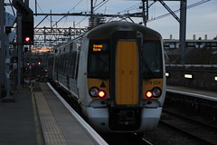 379024 (Rob390029) Tags: 379024 abelio greater anglia emu electric multiple unit train track tracks rail rails travel travelling transport transportation transit public bethnal green railway station bet london geml great eastern mainline