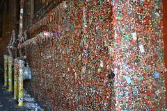 Gum Wall, Pike Place Market (djrxxs) Tags: pikeplacemarket