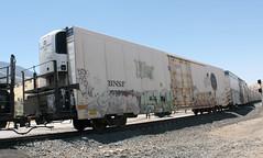 BNSF 793830 (chrisibbotson) Tags: railroad railfan usa chrisibbotson bnsf bnsfrailway reefer calienteca