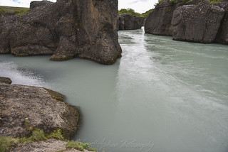 Brúarhlöð gorge and the Hvitá River 2