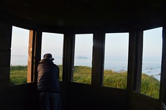 Watching the boats pass by.  Rosslare. Co Wexford (lisakinneen3) Tags: boats ferry ships ocean coast windows ireland wexford rosslare