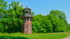 Abandoned Guard Tower (brutus61534) Tags: abandoned guard tower prison rural decay