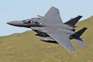 USAF F-15E, '2004', LFA7, June 2018