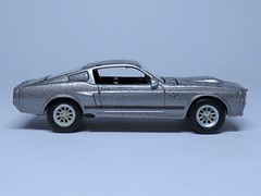 Poundland Purchase! (dougie.d) Tags: model modelauto automodel carmodel modelcar diecast 164 scale car mustang ford fastback 1967 eleanor gonein60seconds greenlight lootcrate