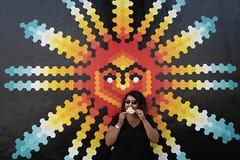 Angelina (marc.espowood) Tags: sun mural mission bakery sanfrancisco breakfast snack lavictoria