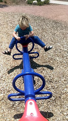 061218-003 (leafworks) Tags: chroniclesofsiroisinleaf colorado talesofadeliverydriver coloradosprings playground seesaw co usa 01