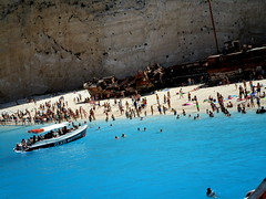IMG_1250 (SyrianSindibad) Tags: greece zakynthos navagiobeach shipwreckbeach smugglerscove