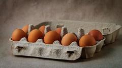 Nine  #foodfoto #food #monohrom #eggs #nine #bnw (ДмитрийДмитриев2) Tags: eggs nine foodfoto bnw monohrom food