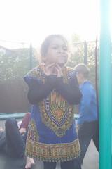 anniversaire 5 ans Enoé (redjoshuameg) Tags: camille trampoline