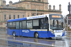 McGill's 8012 YY64GWO (Will Swain) Tags: paisley 10th march 2018 bus buses transport travel uk britain vehicle vehicles county country scotland scottish north town centre mcgills 8012 yy64gwo