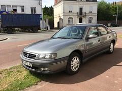 Renault Safrane 2.2dT (VAGDave) Tags: renault safrane 22dt