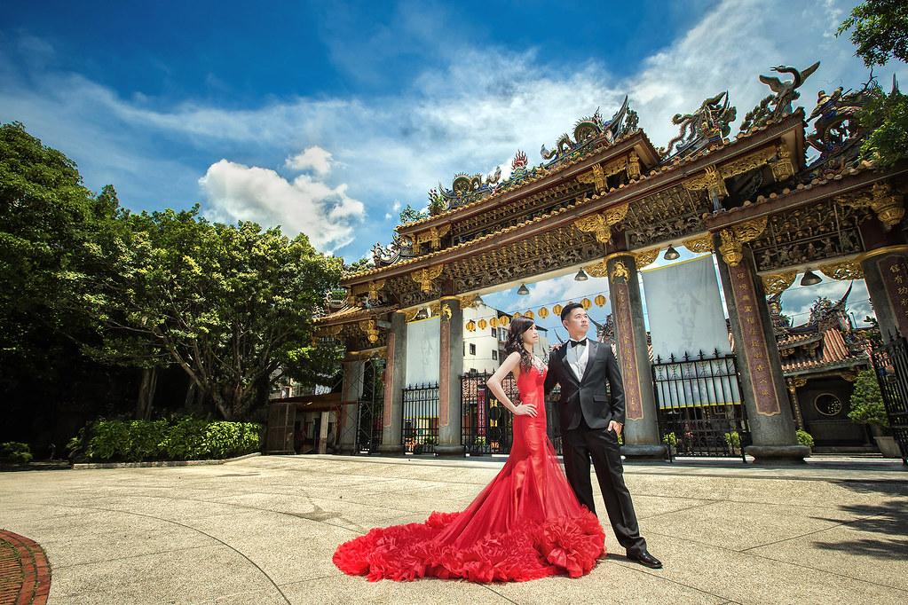 634婚紗攝影-婚紗照-台北-保安宮