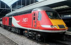 HST: 43310 LNER Newcastle Central (emdjt42) Tags: hst lner 43310 newcastlecentral