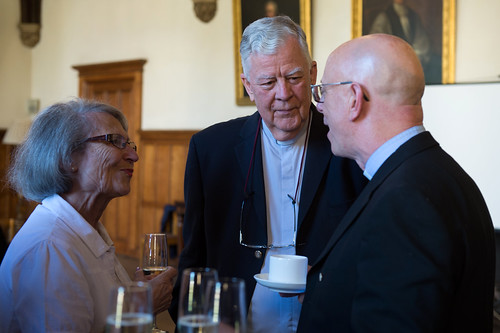 Meeting of English ARC in Lambeth Palace