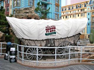 The Wild Wild West Casino