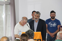 José Silvano em Mangualde