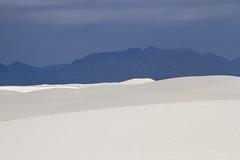 white sands (booksin) Tags: minimal minimalism minimalistic minimalist whitesandsnationalmonument newmexico sand dunes gypsum booksin copyright2018booksinallrightsreserved