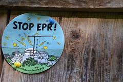STOP EPR (Jeanne Menjoulet) Tags: stp epr nuclear power sortirdunucleaireorg fermonds centralenucléaire nuclearpowerplant nucléaire