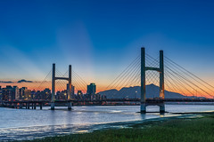 重陽大橋 (LabanCZR) Tags: a9 sel2470gm sony taipei taiwan 重陽大橋