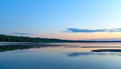 Sunset colours (tiitkbi) Tags: sunset estonia sea clouds