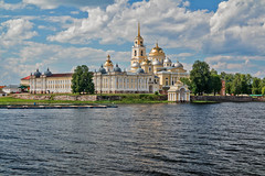 Seliger in June. (pikosha2) Tags: seliger russia culturallife culture religion monastery travelling rest lake