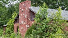 Rock or Brick (augphoto) Tags: augphotoimagery architecture building exterior structure joanna southcarolina unitedstates unusual