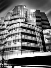 IAC Building - NYC (ADW44) Tags: longexposure newyork nyc architecture monochrome bw sonya7iii sonyalpha gmaster ny thebigapple frankgehry curves