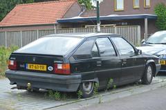 1987 Citroen BX RT-61-YR (Stollie1) Tags: 1987 citroen bx rt61yr nuenen