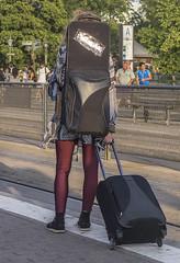 Drottningtorget, Göteborg, Sverige, 2018-07-18. (Roland Berndtsson) Tags: 2018 centralagöteborg drottningtorget ejfamiljemedlem ejnamngiven göteborg land människa sverige år