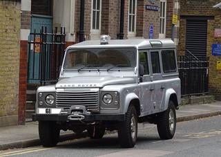 Metropolitan Police - **61 ***