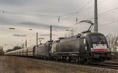 124_2018_03_10_Menden_ES_64_U2_-_018_&_014_6182518_&_6182_514_DISPO_mit_Falns_Köln (ruhrpott.sprinter) Tags: ruhrpott sprinter deutschland germany allmangne nrw ruhrgebiet gelsenkirchen lokomotive locomotives eisenbahn railroad rail zug train reisezug passenger güter cargo freight fret staugustin mendenrheinl koblenz köln db dispo mrcedispolok rtb sbbc sncb eloc rb27 ice ic es64u2 es64f4 rurtalbahn pcc mosolf txltxlogistik wlb 0037 1216 4482 6101 6143 6145 6151 6152 6185 6186 7186 6187 6189 6193 0425 bahnbaugruppe logo outdoor natur graffiti