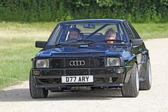 Audi Quattro Sport (Roger Wasley) Tags: toddington classic car day gloucestershire audi quattro sport