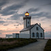 Phare des Poulains - Belle-Ile (slegars) Tags: belleîle bretagne continentsetpays coucherdusoleil europe fr fra france morbihan phare poulains sunset lighthouse
