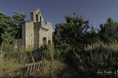 Iglesia Fortaleza (Luis R.C.) Tags: navalquejigo iglesias pueblos abandono ruinas paisajes madrid nikon d610